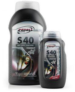 scholl concepts S40 anti-swirl