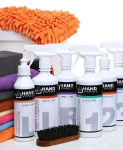 SET HAND WASH 6 EASY STEPS + EXTRA CARE